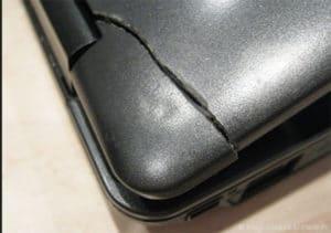 Как самостоятельно отремонтировать упавший ноутбук