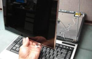 Замена экрана